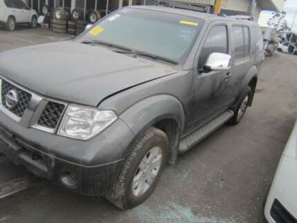 *** 2009 Nissan Pathfinder WRECKING *** Brooklyn Brimbank Area Preview