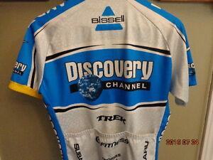 Discovery Channel Bike Jersey by Nike Oakville / Halton Region Toronto (GTA) image 4