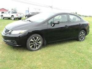 2013 Honda Civic manual REDUCED PRICE!! NEW MVI!!!!
