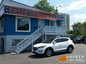 2017 Hyundai Tucson SE **Leather/Pano Roof/Remote Start**
