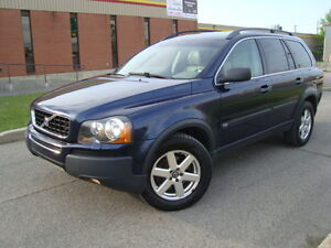 2003 VOLVO XC90 LIMITED AWD 7 PASSENGER ''TAX INCLUDED''PRIVATE'
