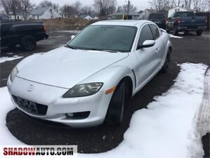 2004 Mazda RX-8 GT ***AS IS ****plus tax & lic. ******AS IS*****