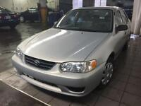 TOYOTA COROLLA AUTOMATIQUE CLIMATISEE 153000 KM
