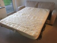 Astor 2.5-seater fabric sofabed for sale (GBP 399 o.n.o) **Urgent sale**