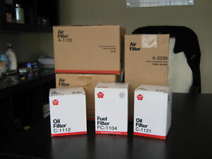 Toyota Diesel Filters( air/oil/fuel ) for sale