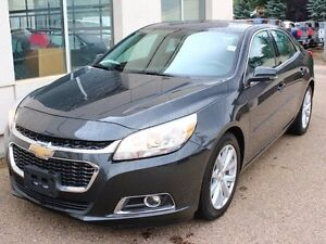2014 Chevrolet Malibu TURBO SEDAN LOADED NAVIGATION SUNROOF LOW