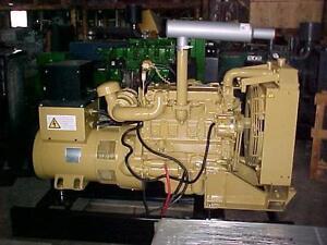 Diesel Generator 35-45 kw Perkins