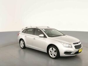 2016 Holden Cruze JH SERIES II MY16 CDX SPORTWAGON Silver Sports Automatic Wagon Belmore Canterbury Area Preview