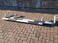 VOLVO XC90 OEM Running Boards for sale with rubber pads