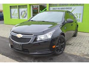 2012 CHEVROLET CRUZE 2LS - well tuned engine wants to GO GO GO!