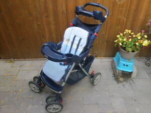 GRACO SINGLE BABE STROLLER FOR SALE