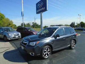 2015 Subaru FORESTER 2.0XT LTD EYE