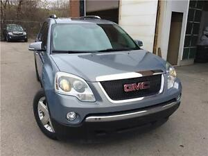 GMC Acadia SLT1 2007,GROUPE ELECTRIQUE,MAGS,CUIR,AC,TRES PROPRE!
