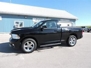 2012 RAM 1500 SPORT, RAM BOX, HEMI, NAVIGATION, LOADED !!