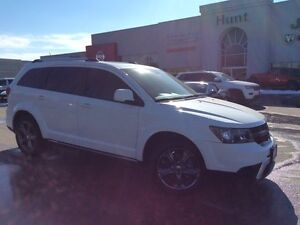 2016 Dodge Journey Crossroad 4dr All-wheel Drive