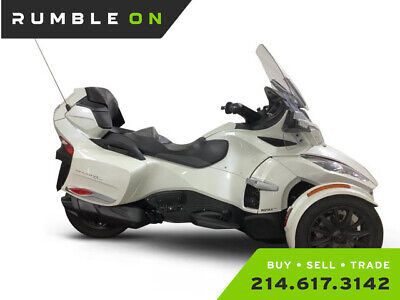 2015 Can-Am SPYDER RT-S SE6 CALL (877) 8-RUMBLE Used