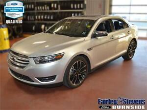 2018 Ford Taurus Limited $242 Bi-Weekly OAC