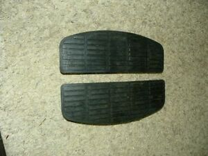 HARLEY DAVIDSON REPLACEMENT FLOORBOARD PADS