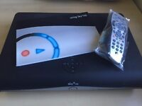 Sky+ HD Digibox and Remote Control For Sale