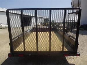 2017 Load Trail Single Axle Solid Side Utility SS Model!! London Ontario image 6