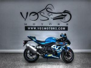 2018 Suzuki GSX-R1000AL8 - V3188NP- No Payments For 1 Year**