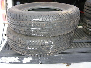Motomaster All season 205/75 R15 97S Tires. E7
