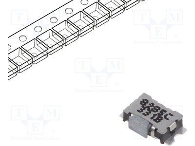 2 SPST-NO  0,05A//24VDC B3F-1055 Mikroschalt Mikroschalter TACT Schaltstellungen