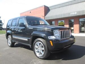 2010 Jeep Liberty 4X4 NAVIGATION SKY SLIDER ROOF LEATHER!!!