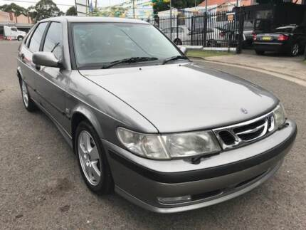 SAAB 93S 2002 5 SPEED LOADS OF EXTRAS BOOKS REGO WARRANTY Yagoona Bankstown Area Preview