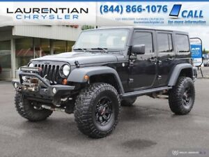 2013 Jeep Wrangler Unlimited Sahara - JOIN THE JEEP OUTDOOR ADVE