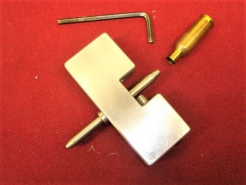 SINCLAIR NECK TURNING TOOL FOR .22 & 6MM BENCHREST ACCURACY