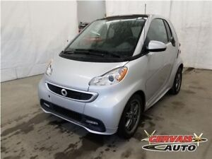 smart fortwo BRABUS A/C MAGS TOIT PANORAMIQUE 2013