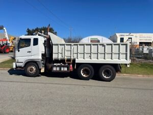 Truck Tipper Mitsubishi FU 6x4 2005 42500GCM SN1174 KR6092 Malaga Swan Area Preview