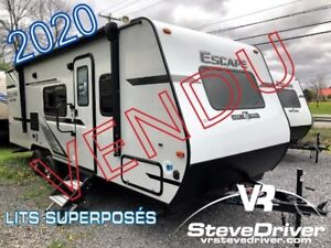2019 KZ-RV Escape E231BH