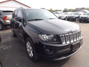2014 Jeep Compass SPORT 4WD LEATHER