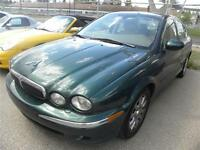 2003 Jaguar X-Type 2.5 AWD