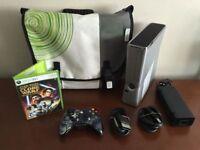 LIMITED Edition HALO Xbox 360 Slim 250 GB HDD