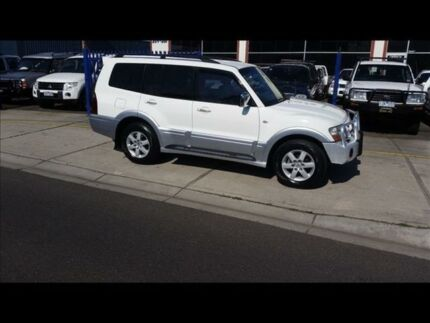 2004 Mitsubishi Pajero NP Exceed LWB (4x4) 5 Speed Auto Sports Mode Wagon Noble Park Greater Dandenong Preview