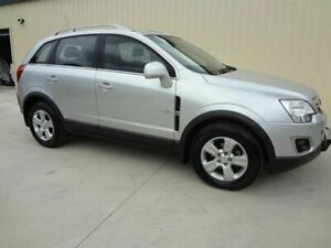 2011 Holden Captiva CG Series II 5 Silver 6 Speed Automatic Wagon Coopers Plains Brisbane South West Preview