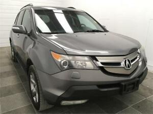 2008 Acura MDX Elite Pkg Awd! Leather Seats! Heated Seats!