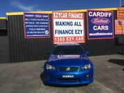 2009 Holden Commodore VE MY09.5 SV6 Blue 5 Speed Sports Automatic Sedan Cardiff Lake Macquarie Area Preview