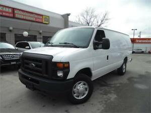 2012 FORD E-250 SUPER DUTY  **EXTENDED+CAMERA**