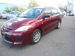 2008 MAZDA 5 , 121000 KMS , SAFETY AND E-TEST INCLUDED
