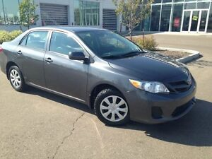 2011 Toyota Corolla CE A/C, Power Door Locks and Mirrors, AUX in