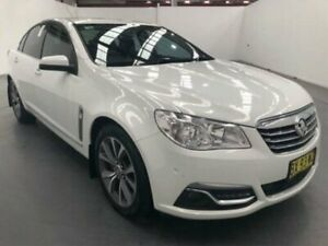 2013 Holden Calais VF Heron White 6 Speed Automatic Sedan