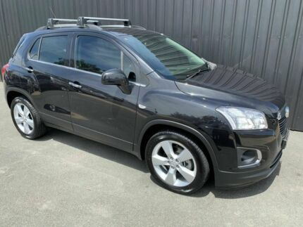 2014 Holden Trax TJ LTZ Grey 6 Speed Automatic Wagon Phillip Woden Valley Preview