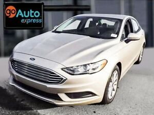 2017 Ford Fusion S SEDAN DEALER DEMO