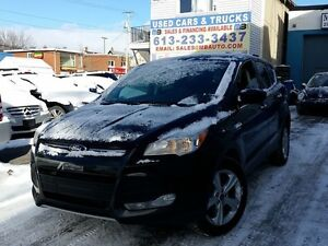 2014 Ford Escape SE 4X4!  0 DOWN $64 WEEKLY!