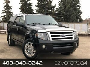 2011 Ford Expedition Max Limited|AWD|8 SEATER|1 OWNER