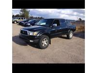Coming soon 2003 Toyota Tacoma Double Cab 4WD- $10495.00 -
